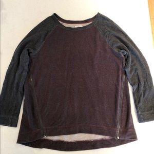 Lou & Grey Tunic Sweatshirt